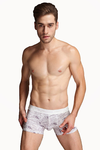 Hot Sale Men Underwear Shorts Boxer High Quality Plus s